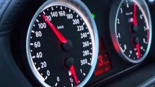 Тест-драйв BMW X5M