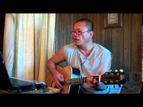 Landas Na Makitid ( Tagalog Christian Song ) Bill Aujero Orig. video