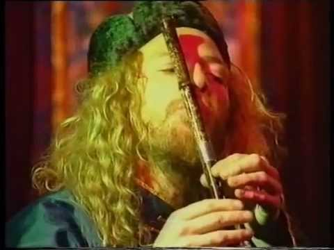 Michael Ormiston improvises with a Limbe on a Mongolian traditional Melody