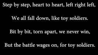 Eminem - Like Toy Soldiers (Lyrics) Full HD #5