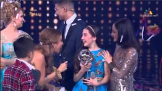 Eddy Valenzuela Ganador De La Academia Kids Lala 2013