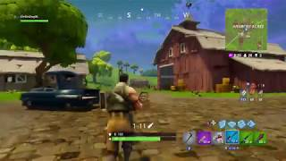 SEASON 1 FORTNITE GAMEPLAY (2017 old fortnite)