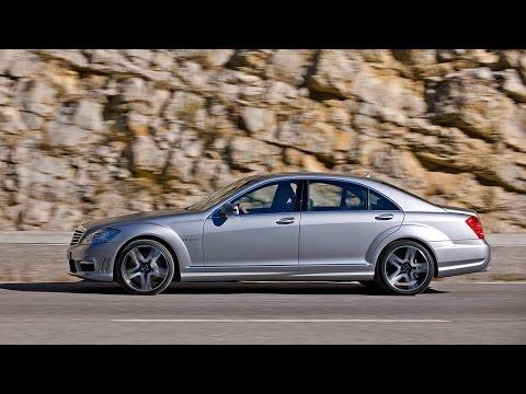 Mercedes-Benz S 63 AMG, обзор