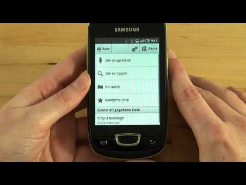 Samsung S5570 Galaxy Mini S5570 Test Internet