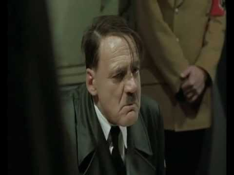 Hitler is told that The Rescuers has a naked woman in it