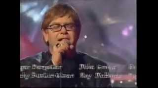 Moby Elton John Why Does My Heart Feel So Bad Dec 2000