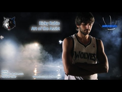 Ricky Rubio - Art of the Assist