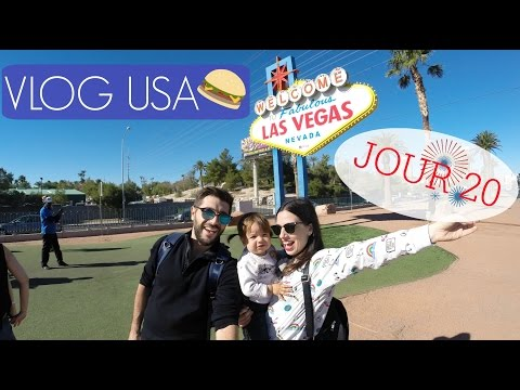 LAS VEGAS SIGN [DAILY VLOG ELYROSE USA J20]