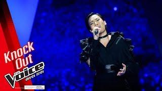 หมิว - มหันตภัย - Knock Out - The Voice 2018 - 14 Jan 2019