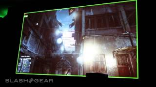 MFAA demo by NVIDIA