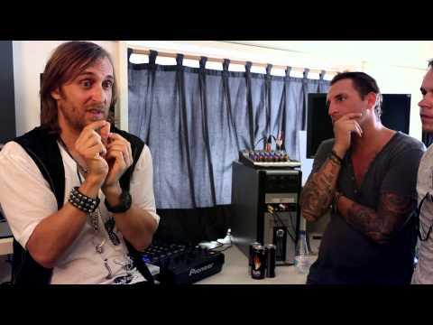 Masterclass: David Guetta (русский перевод)