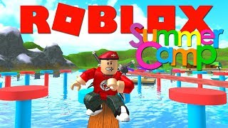 ROBLOX SUMMER CAMP !!