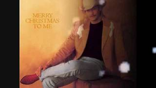 Watch Alan Jackson Merry Christmas To Me video