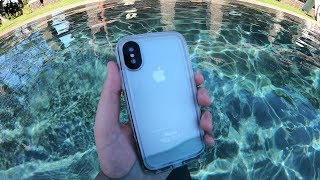 The BEST Waterproof iPhone X Case??
