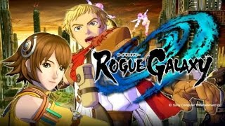 Anime Domination: Rogue Galaxy (Part 1)