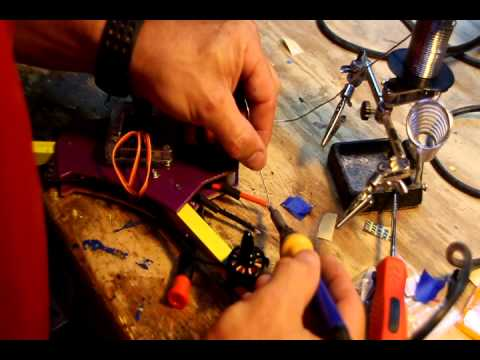 Simplecopter Mini Tricopter build
