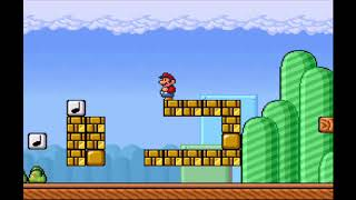 Super Mario Bros 3 Lvl 3 Both Exits