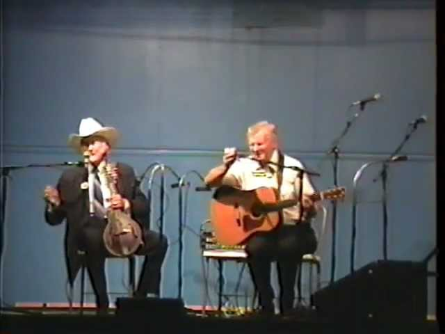 Only Bill Monroe & Doc Watson Concert Video on YouTube - 1990 - Complete Set