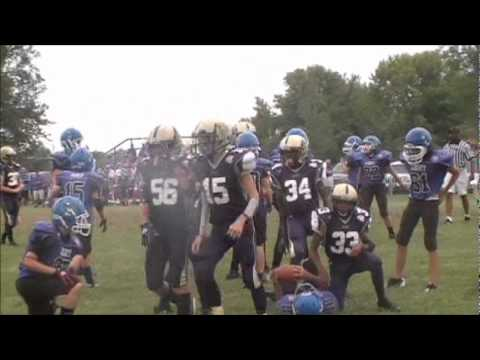 Jordan Salima #20 Bears Football vs Liberty BlueJays Highlights