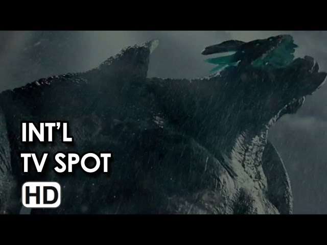 Pacific Rim International TV Spot 2013 - Guillermo del Toro