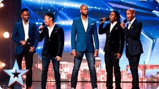 Vox Fortis blow the roof off   Auditions Week 4   Britain's Got Talent 2016