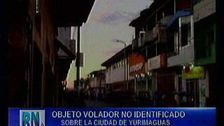 OVNI en Yurimaguas - RN noticias