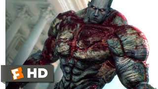 Resident Evil: Damnation (2012) - The Super-Tyrant Scene (10/10) | Movieclips