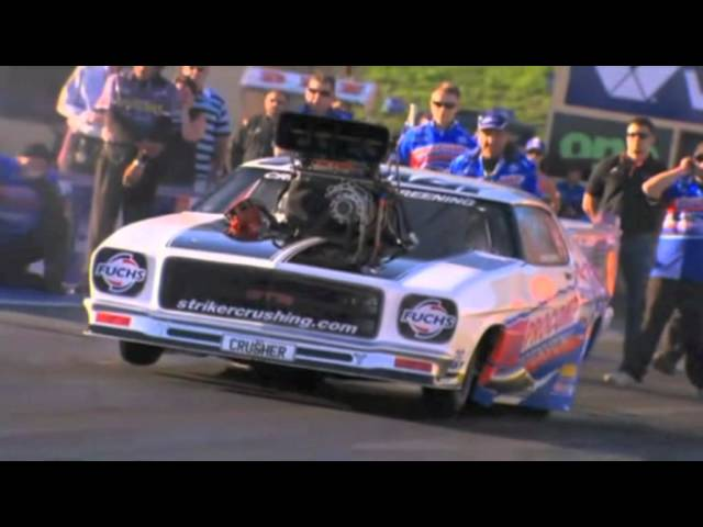 Drag Racing Onn Adelaide 26 November 2011