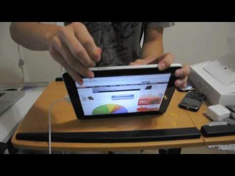 th? nghi?m sim card ???c c?t nh? c?a T-mobile trên phiên b?n iPad 3G+wifi