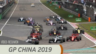 Resumen del GP de China - F1 2019