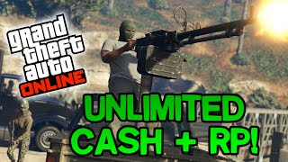 GTA 5 Online - UNLIMITED CASH + RP BOOST!!! Solo, fast, easy and legit! PS3/PS4/Xbox/PC