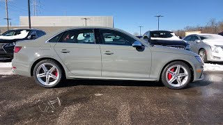 2019 Audi S4 Lake forest, Highland Park, Chicago, Morton Grove, Northbrook, IL A190301