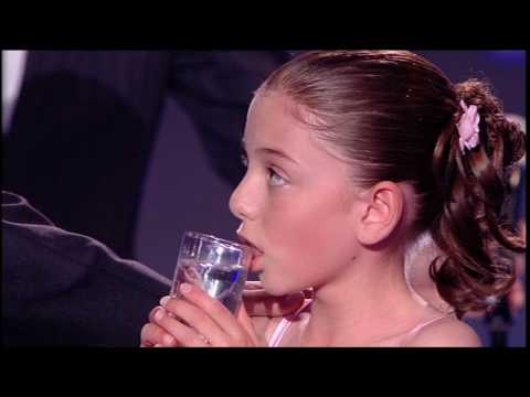 Hollie Steel break down ::  Britains Got Talent 2009 semifinal I - Edelweiss