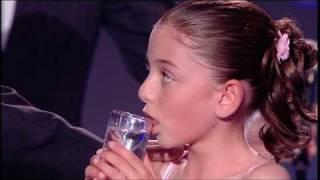 Hollie Steel break down ::  Britains Got Talent 2009 semifinal I - Edelweiss