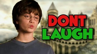 Harry Potter || Try Not To Laugh or Smile Challenge