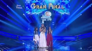 La Academia Kids - Michelle Vs Nahomy(ahora Tu) - La Final