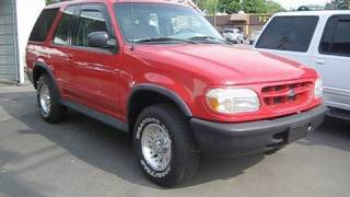1998 Ford Explorer Sport Start Up, Exhaust, and In Depth Tour