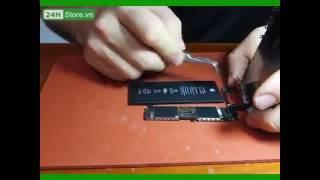 Người đàn ông tự làm ra chiếc iPhone