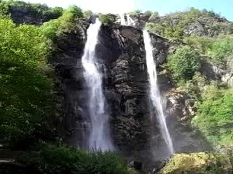 cascata dell
