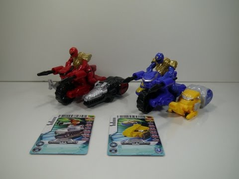 Review: Ultra Zord Vehicles (Power Rangers Megaforce)