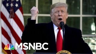 President Trump Says Democrats 'Anti-Jewish'; Evidence Suggests Otherwise | Morning Joe | MSNBC