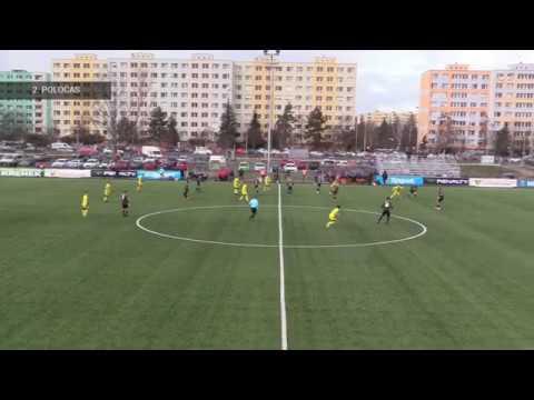 SESTŘIH TIPSPORT LIGY: FK Varnsdorf - FC Hradec Králové 1:1