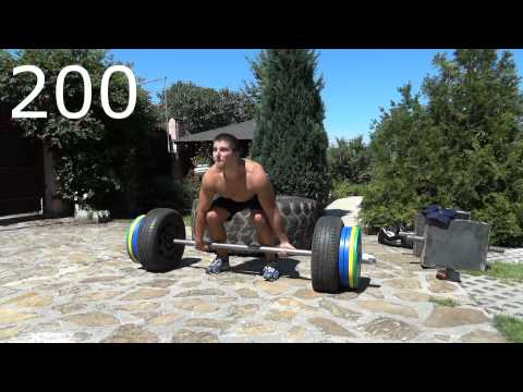 strongman training jizni morava 2012 Image 1