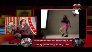 Los Dueños Del Circo 34 Maripily Desubicada Con Daddy Yankee Y Nicky Jam 34