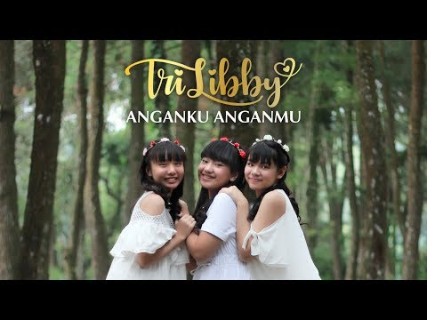 Anganku Anganmu - Raisa & Isyana Sarasvati (Cover by Trilibby ft. Marcel Aulia)