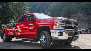 JAMIE DAVIS GETS A NEW TRUCK!! || Jamie Davis Towing 05