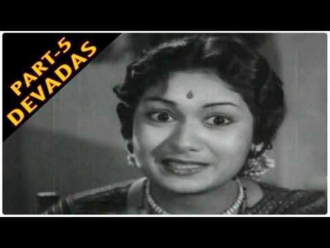 Devdas Movie Part 5 || Hd || Anr, Savitri & S.v Rangarao video