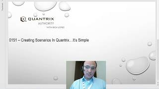 Quantrix Overview Video - Forecasting, Budgeting, Planning and What if Scenarios