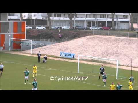 22eme journée de CFA (4eme division) avec la réserve du FC Nantes qui affrontait Potivy. La première période fut insipide avec de rares occassions et une pos...