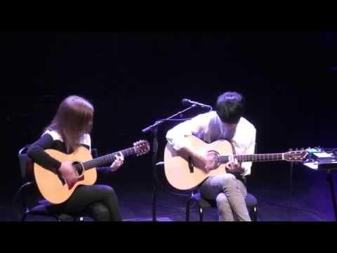 (depapepe) Start - Gabriella Quevedo & Sungha Jung (live) video